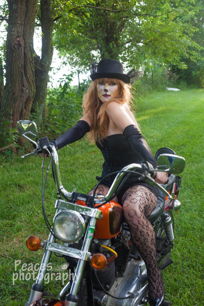 circus, freak show, freaks, shoot, unique, gypsy, gypsies, motorcycle
